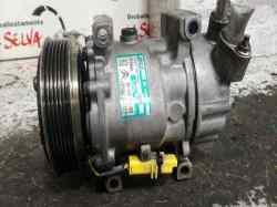 compresor aire acondicionado citroen c3 1.1 vivace   (60 cv) 2002-2004 9646273380