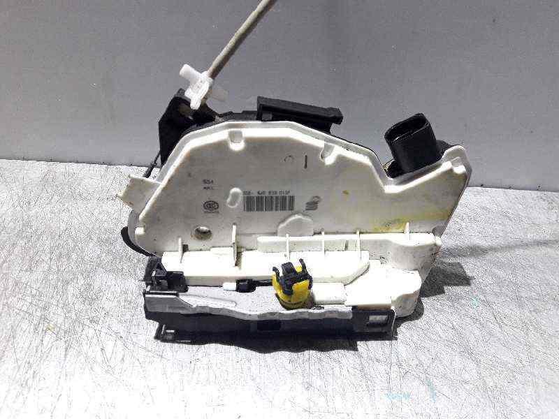 CERRADURA PUERTA TRASERA IZQUIERDA  SEAT IBIZA SC (6J1) FR  1.6 TDI (105 CV) |   02.12 - 12.15_img_1