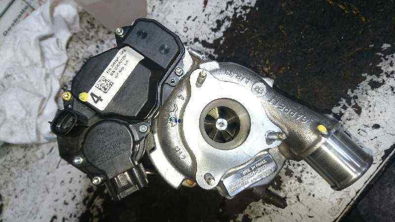 TURBOCOMPRESOR TOYOTA YARIS Active  1.4 Turbodiesel CAT (90 CV) |   11.08 - 12.09_img_0