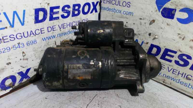 MOTOR ARRANQUE OPEL MONTEREY LTD  3.1 Turbodiesel (114 CV) |   0.92 - ..._img_0