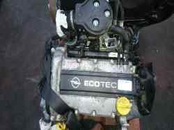 motor completo opel corsa b top 100 (e)  1.2 16v cat (x 12 xe / lw4) (65 cv) 1999-1999 X12XE