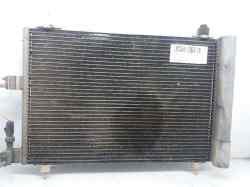 condensador / radiador  aire acondicionado citroen xsara berlina 1.9 d sx   (69 cv) 1997-2004 9652829880