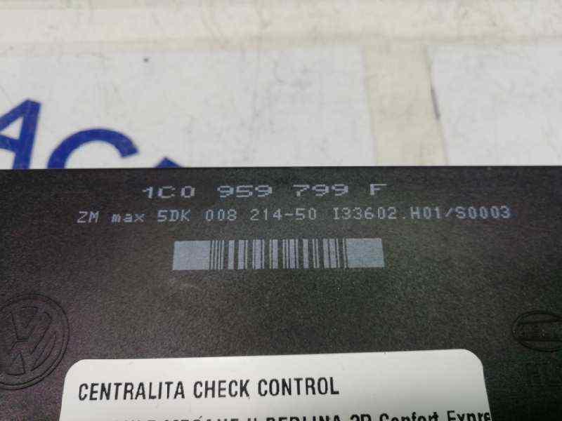 CENTRALITA CHECK CONTROL RENAULT MEGANE II BERLINA 3P Confort Expression  1.6 CAT (113 CV) |   0.02 - ..._img_2