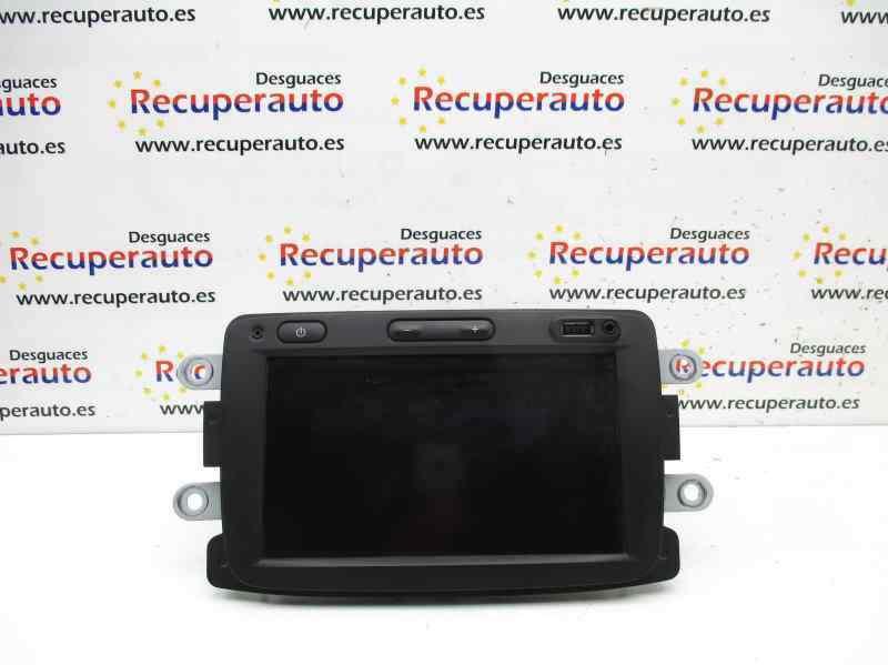 SISTEMA NAVEGACION GPS RENAULT CAPTUR Luxe  1.5 dCi Diesel FAP Energy (90 CV)     04.13 - ..._img_0