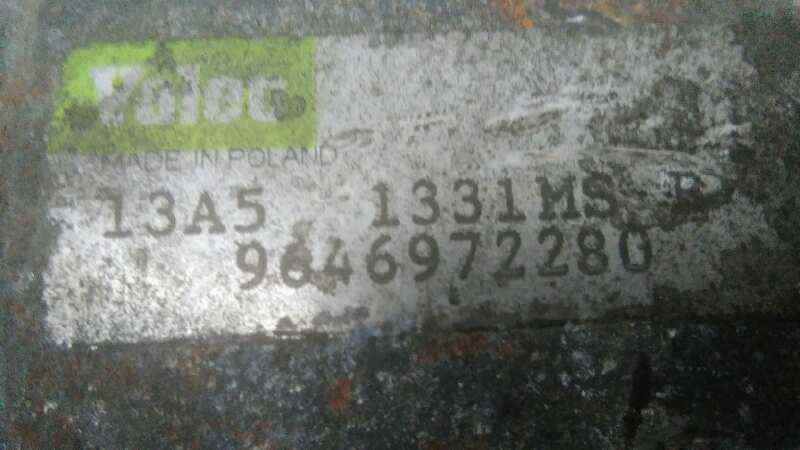 MOTOR ARRANQUE PEUGEOT 307 (S1) XSI  2.0 16V HDi FAP CAT (RHR / DW10BTED4) (136 CV)     05.04 - 12.05_img_3