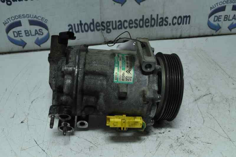 COMPRESOR AIRE ACONDICIONADO PEUGEOT 407 Sport  2.0 16V HDi FAP CAT (RHH / DW10CTED4) (163 CV) |   11.09 - 12.11_img_1