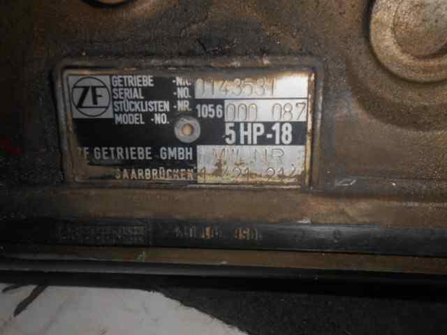 CAJA CAMBIOS BMW 530 '0  _img_1