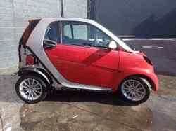 smart coupe fortwo coupe mhd (52kw) (451.380)  1.0 cat (71 cv) 2007-2014 3B21 WME4513801K