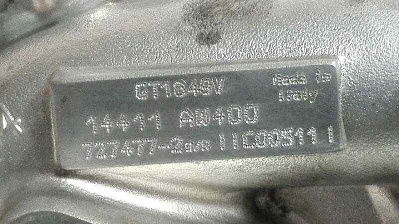 TURBOCOMPRESOR NISSAN ALMERA (N16/E) Acenta  2.2 dCi Diesel CAT (136 CV) |   03.03 - 12.04_img_2