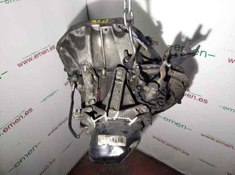CAJA CAMBIOS RENAULT CLIO III Authentique  1.5 dCi Diesel (68 CV)     01.07 - 12.10_img_5