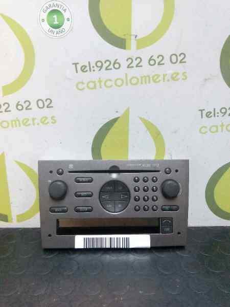 SISTEMA AUDIO / RADIO CD OPEL VECTRA C BERLINA GTS Elegance  2.2 16V DTI CAT (Y 22 DTR / L50) (125 CV)     10.03 - 12.05_img_0