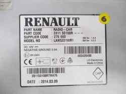 SISTEMA NAVEGACION GPS RENAULT CAPTUR Luxe  1.5 dCi Diesel FAP Energy (90 CV)     04.13 - ..._mini_2