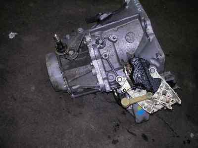 CAJA CAMBIOS PEUGEOT 307 BERLINA (S2) 1.6 HDi CAT (9HZ / DV6TED4)   (109 CV) |   0.05 - 0.08_img_1