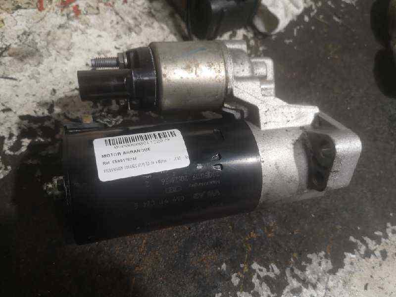 MOTOR ARRANQUE VOLKSWAGEN TOUAREG (7L6) TDI V6 +Motion  3.0 V6 TDI DPF (239 CV) |   10.07 - 12.10_img_0