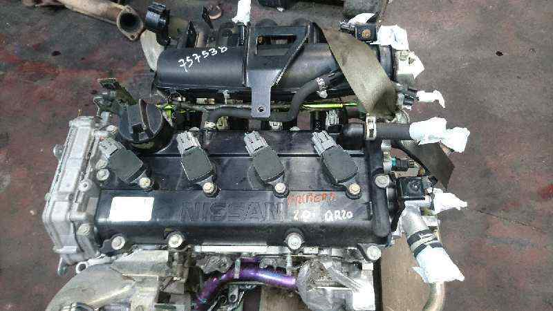 MOTOR COMPLETO NISSAN PRIMERA BERLINA (P12) Acenta  2.0 16V CAT (140 CV) |   05.02 - 12.05_img_4