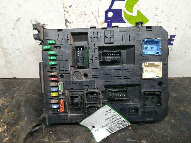 CENTRALITA LUCES CITROEN BERLINGO CUADRO Mixto L  1.6 16V HDi FAP (90 CV) |   07.10 - 12.15_img_1