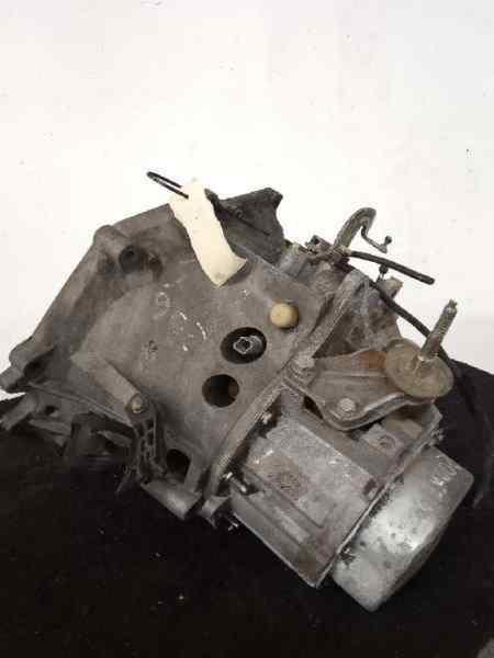 CAJA CAMBIOS PEUGEOT 206 BERLINA 1.6 HDi FAP CAT (9HZ / DV6TED4)   (109 CV) |   0.98 - ..._img_3
