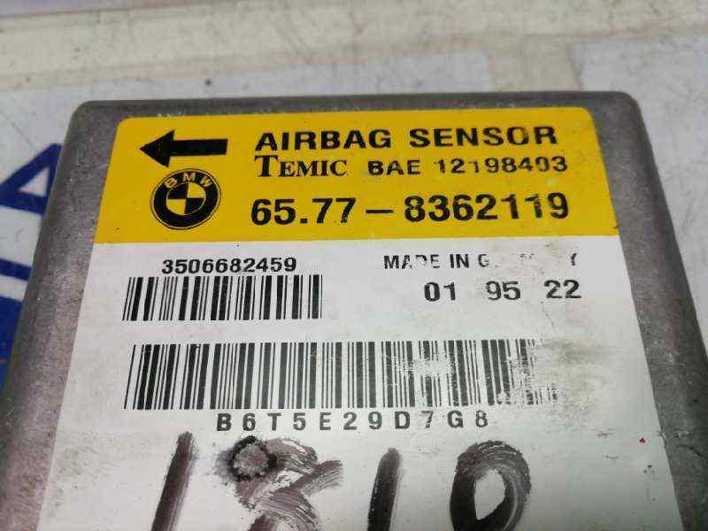 CENTRALITA AIRBAG BMW SERIE 3 BERLINA (E36) 320i  2.0 24V (150 CV) |   01.91 - 12.98_img_2