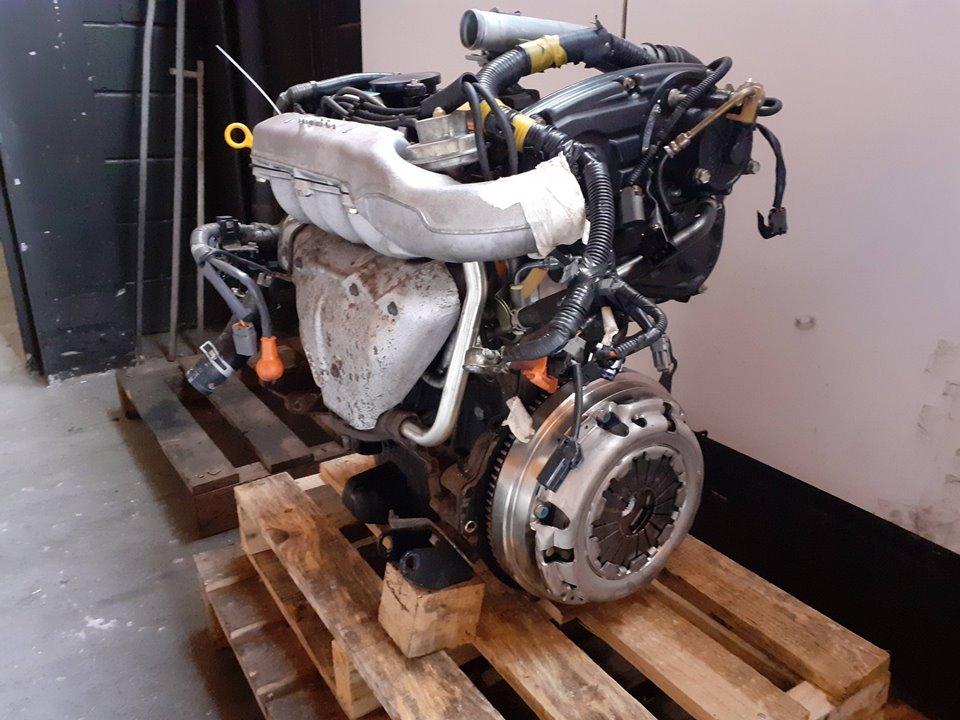 MOTOR COMPLETO NISSAN ALMERA (N15) GX  2.0 Diesel (75 CV) |   07.95 - 12.00_img_3
