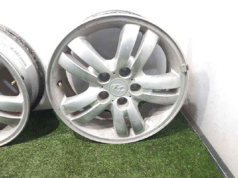 JUEGO LLANTAS HYUNDAI TUCSON (JM) 2.0 CRDi Comfort (4WD)   (140 CV) |   12.05 - 12.08_img_4