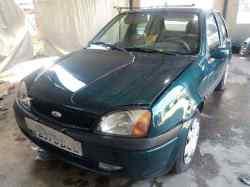 ford fiesta berlina (dx) trend  1.8 tddi turbodiesel cat (75 cv) 2000-2002 RTN WF0AXXGAJA1