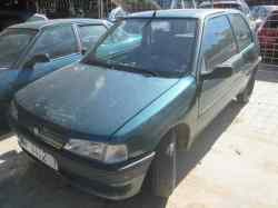 peugeot 106 (s1) cocktail  1.4 diesel cat (50 cv) 1995- D-K9B VF31CK9B250