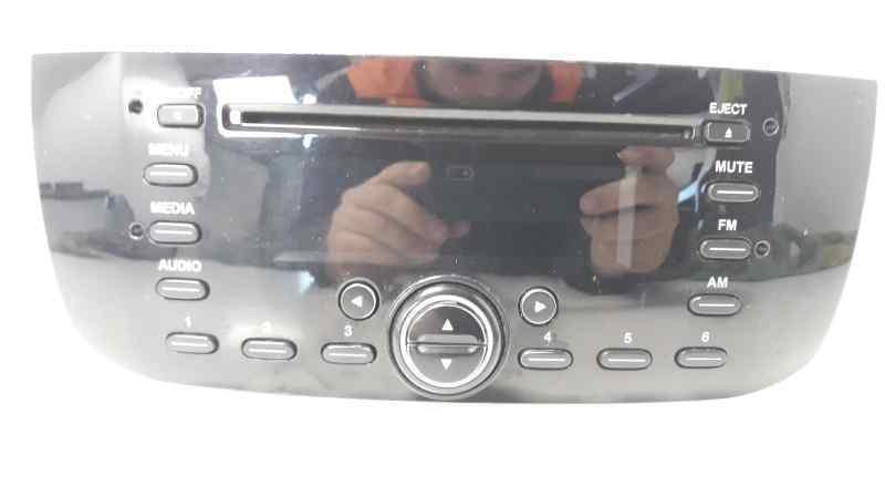 SISTEMA AUDIO / RADIO CD FIAT PUNTO (199) Pop  1.2 CAT (69 CV) |   12.11 - 12.15_img_0