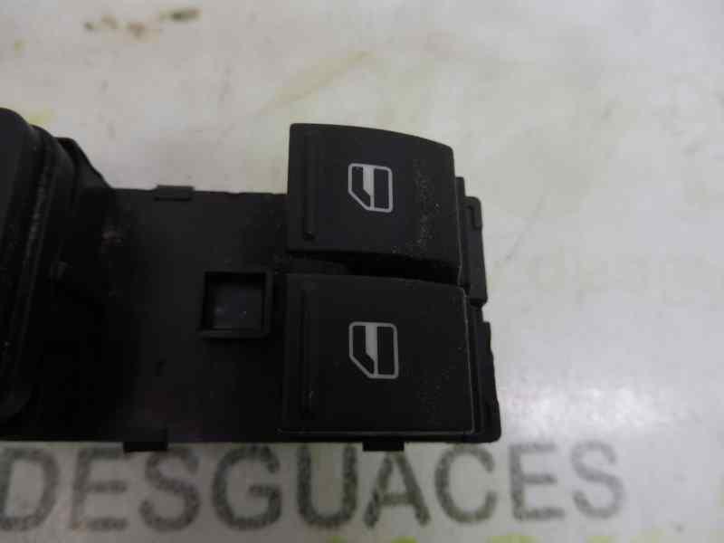 MANDO ELEVALUNAS DELANTERO IZQUIERDO  SEAT IBIZA (6J5) Stylance / Style  1.6 TDI (105 CV) |   02.08 - 12.15_img_3