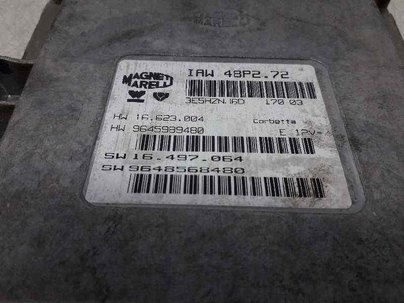 CENTRALITA MOTOR UCE CITROEN C3 1.1 Vivace   (60 CV) |   04.02 - 12.04_img_1