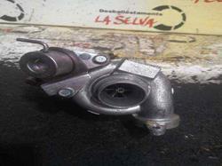 turbocompresor peugeot partner (s2) combi plus  1.6 16v hdi cat (75 cv) 2005-2008 9685293080
