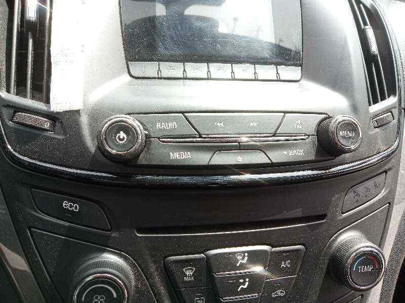 SISTEMA AUDIO / RADIO CD OPEL INSIGNIA BERLINA Selective  2.0 CDTI (120 CV)     06.13 - 12.15_img_0