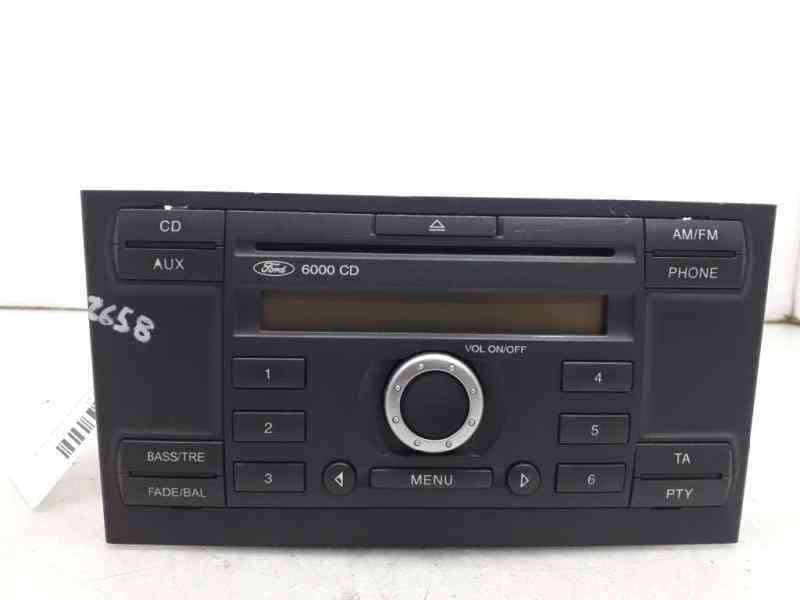 SISTEMA AUDIO / RADIO CD FORD MONDEO BERLINA (GE) Trend (06.2003->) (D)  2.0 TDCi TD CAT (116 CV) |   06.03 - 12.06_img_3