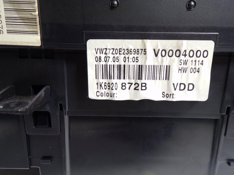 CUADRO INSTRUMENTOS VOLKSWAGEN GOLF V BERLINA (1K1) R32  3.2 V6 24V (250 CV) |   09.05 - 12.08_img_1
