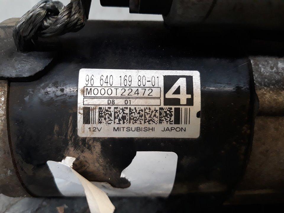 MOTOR ARRANQUE PEUGEOT 308 Sport  1.6 16V HDi (90 CV)     09.07 - 12.10_img_3