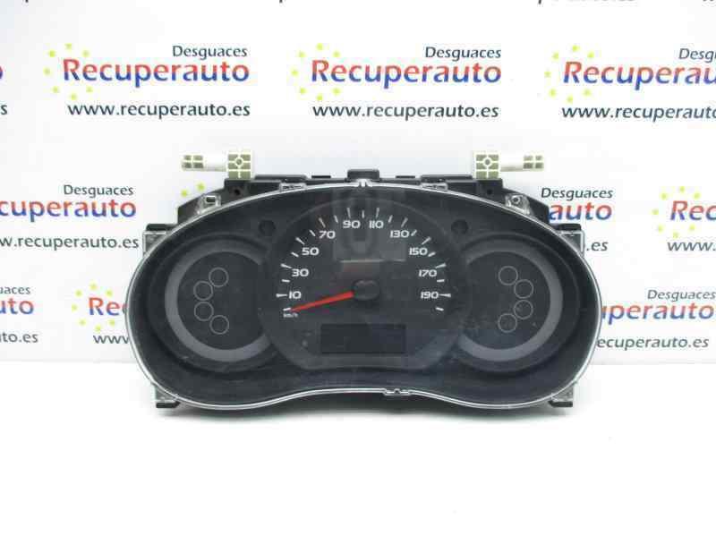 CUADRO INSTRUMENTOS RENAULT KANGOO Profesional  1.5 dCi Diesel (68 CV) |   01.09 - 12.11_img_0