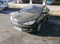 peugeot 206 cc cc  2.0 16v cat (136 cv) 2001-2004  VF32DRFNF42