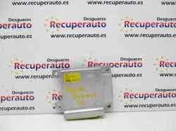 centralita airbag mazda premacy (cp) active (74kw) 1.9 16v cat (101 cv) 2001-