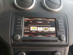 SISTEMA AUDIO / RADIO CD SEAT IBIZA SC (6P5)(05.2015->) FR Crono  1.0 TSI (110 CV) |   ..._img_1