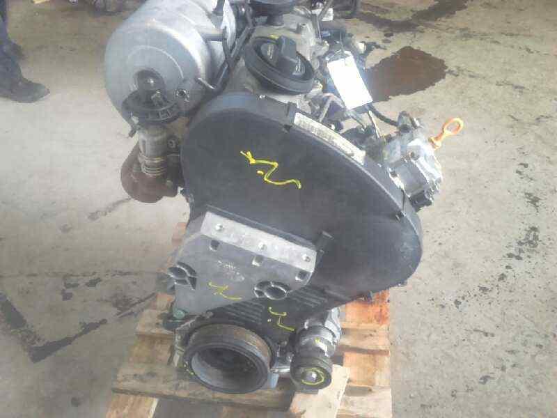 MOTOR COMPLETO SEAT IBIZA (6L1) Fresh  1.9 SDI (64 CV) |   11.03 - 12.04_img_1