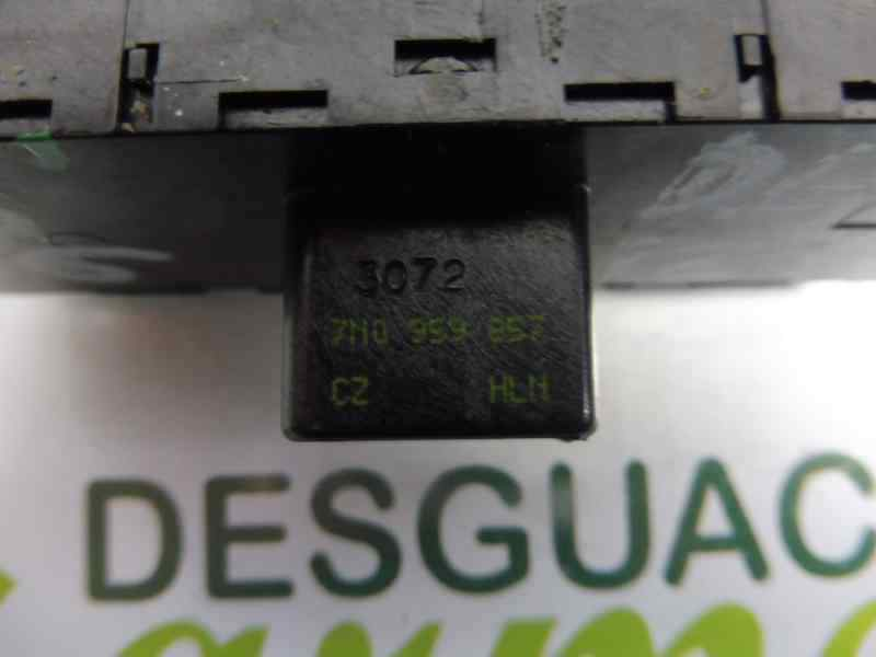 MANDO ELEVALUNAS DELANTERO IZQUIERDO  VOLKSWAGEN TOURAN (1T3) Advance  2.0 TDI (140 CV)     03.10 - 12.15_img_2