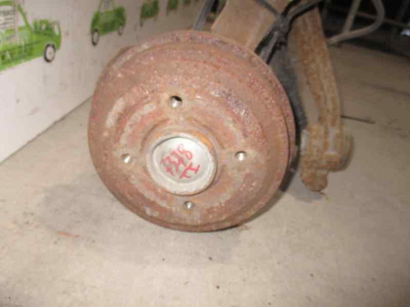PUENTE TRASERO PEUGEOT 206 BERLINA XR  1.9 Diesel (69 CV) |   06.98 - 12.02_img_4
