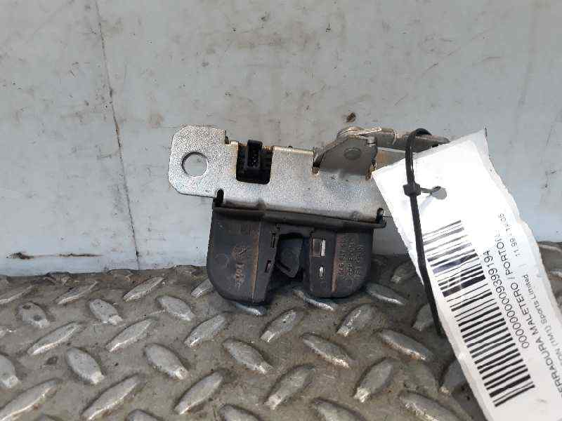 CERRADURA MALETERO / PORTON SEAT LEON (1M1) Sports Limited  1.6 16V (105 CV)     11.99 - 12.05_img_1