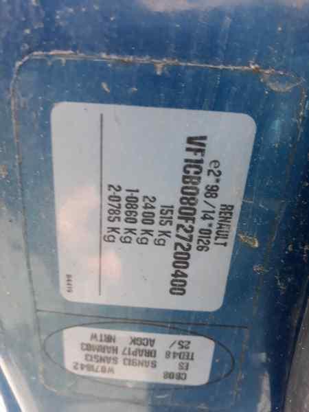 RENAULT CLIO II FASE II (B/CB0) Authentique Confort  1.5 dCi Diesel (65 CV)     01.04 - ..._img_1