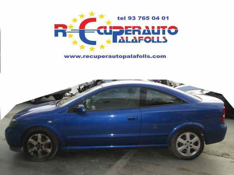 aprovechamiento del vehículo opel astra g coupé 2.2 16v edition (147
