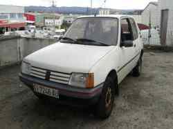 peugeot 205 berlina xad / xad multi  1.8 diesel (60 cv) 1993- A9A VSC20CA9225