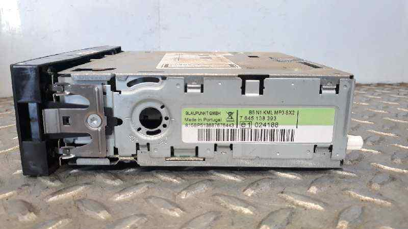 SISTEMA AUDIO / RADIO CD CITROEN C4 BERLINA Collection  1.6 16V HDi (90 CV) |   06.04 - 12.08_img_2