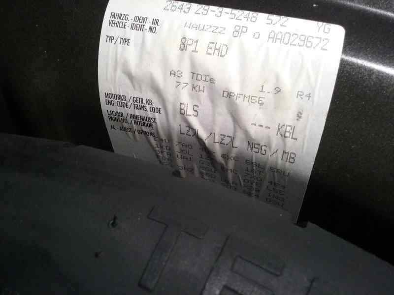 AUDI A3 (8P) 1.9 TDI Ambiente   (105 CV) |   05.03 - 12.09_img_1