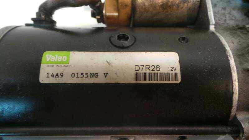 MOTOR ARRANQUE PEUGEOT PARTNER (S1) Break  1.9 Diesel (68 CV) |   07.96 - 12.98_img_4