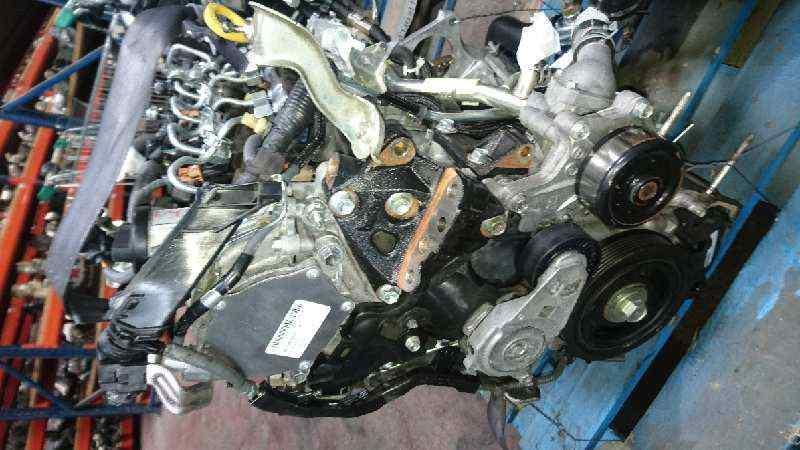MOTOR COMPLETO TOYOTA YARIS Active  1.4 Turbodiesel CAT (90 CV) |   11.08 - 12.09_img_1
