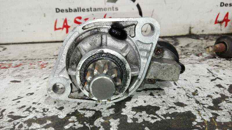 MOTOR ARRANQUE VOLKSWAGEN GOLF IV BERLINA (1J1) Highline  1.9 TDI (116 CV) |   05.99 - 12.02_img_0